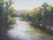 "Al Leitch ""Saluda at Riverbanks"""