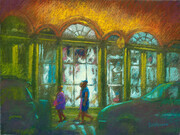 "Deborah Rosato - ""Shopping in the French Quarter"""