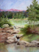 "Susan Selvey - ""Beartooth Pass"""