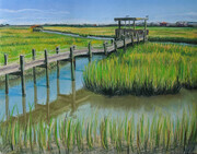 Tides of Marsh by Dan Kraus